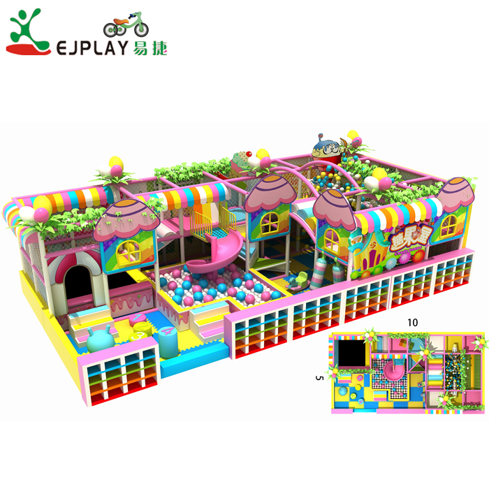 Indoor Playground IN001