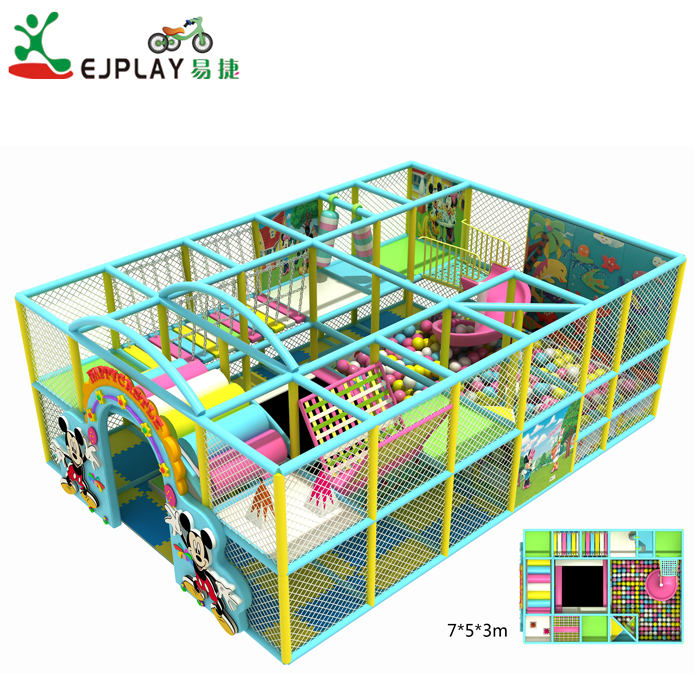 Indoor Playground IN002