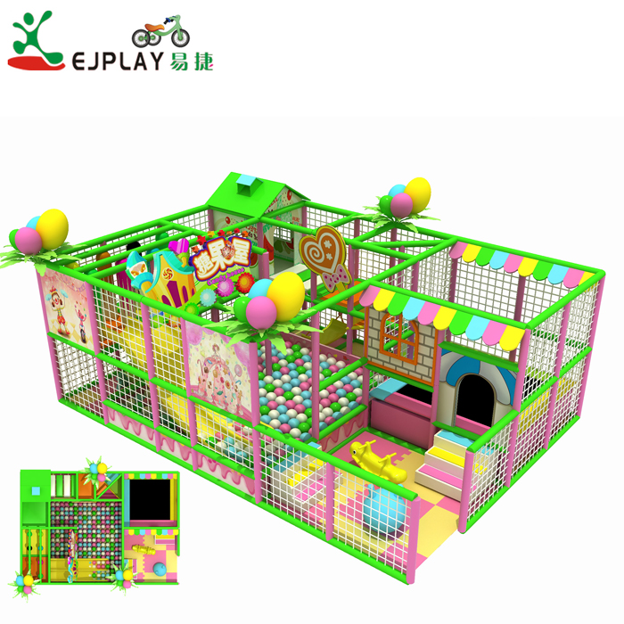 Indoor Playground IN003