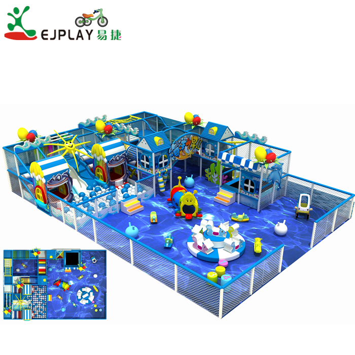 Indoor Playground IN004