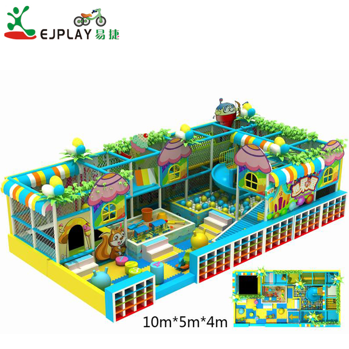 Indoor Playground IN005