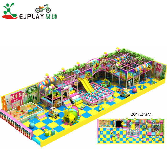 Indoor Playground IN006