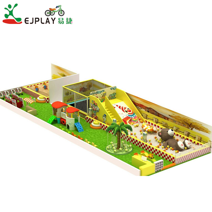 Indoor Playground IN008