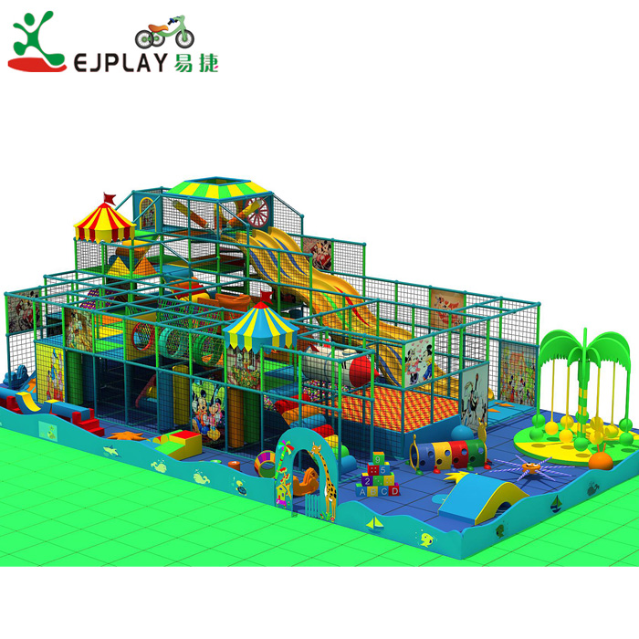 Indoor Playground IN012