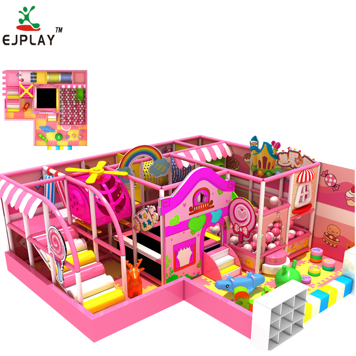Indoor Playground IN014