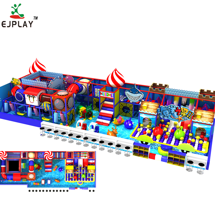 Indoor Playground IN016