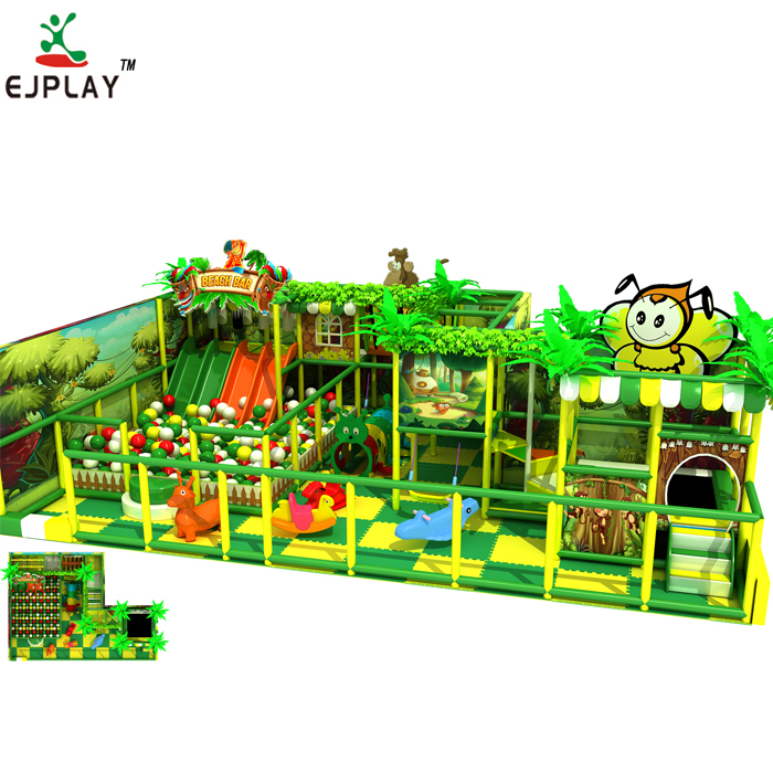Indoor Playground IN018